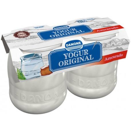 Yogurt Original Natural Azucarado Danone