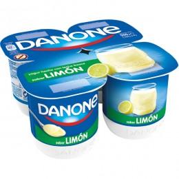 Yogurt Sabor Limón Danone