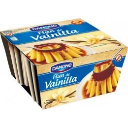 Flan de Vainilla Danone