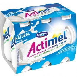 Actimel Natural Danone