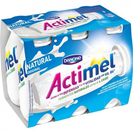 Actimel Natural Danone