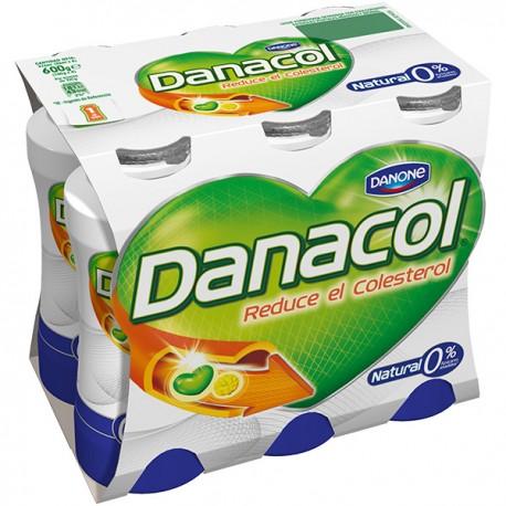 Danacol Natural Danone