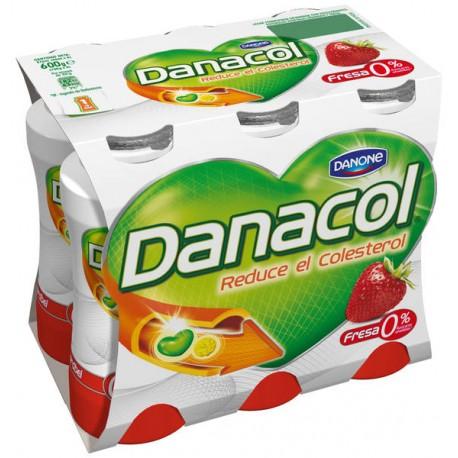 Danacol Fresa Danone