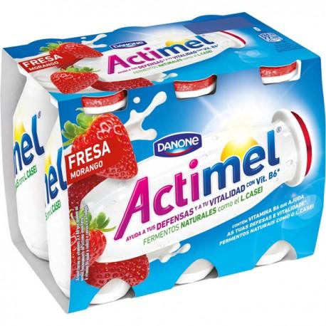 Actimel Fresa Danone