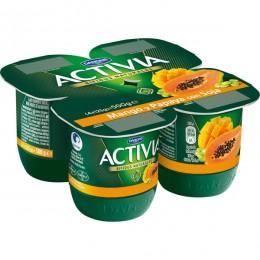 Activia Soja Mango Papaya Danone