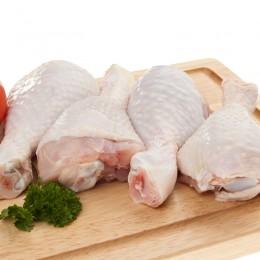 Jamoncito de pollo 500 gr.