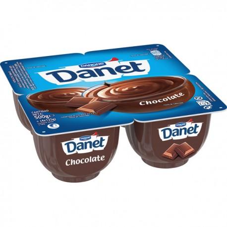 Danet Chocolate Danone