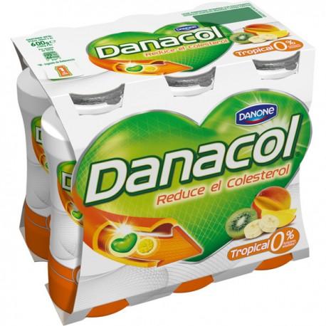 Danacol Tropical danone