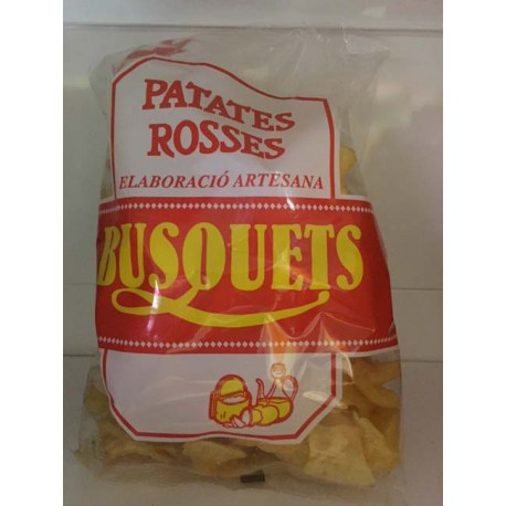 Patatas Chips Busquets