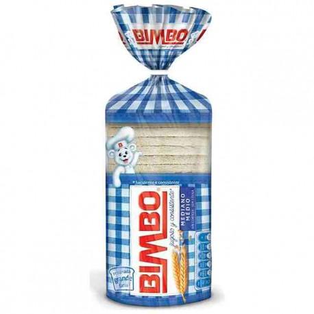 Pan de molde S/Corteza Bimbo