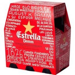 Estrella Damm Botella 25 cl