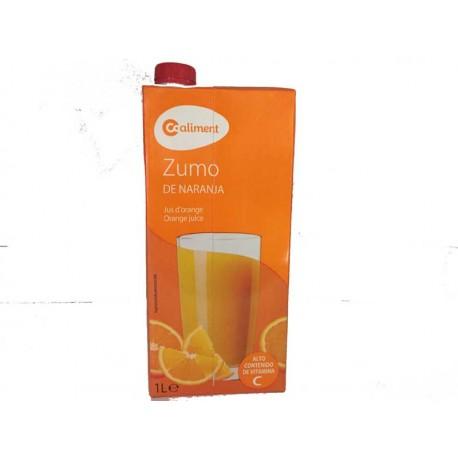Zumo de Naranja Coaliment 1l
