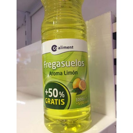 Fregasuelos Limón Coaliment
