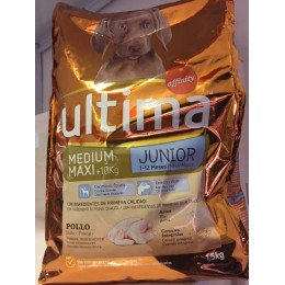 Affinity Ultima Health Dog Puppy 1,5k