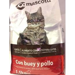 Comida para gatos Coaliment Buey y Pollo