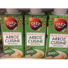 Arroz Cuisine Biologic Diet