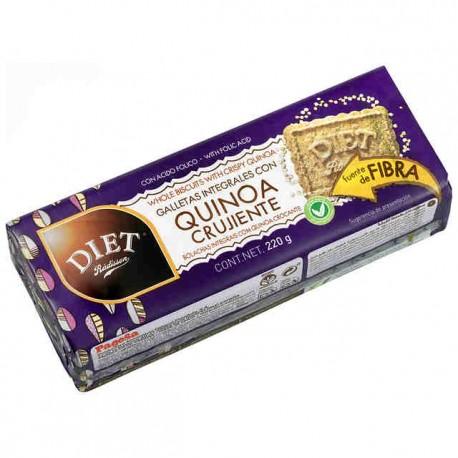 Galletas Integrales con Quinoa