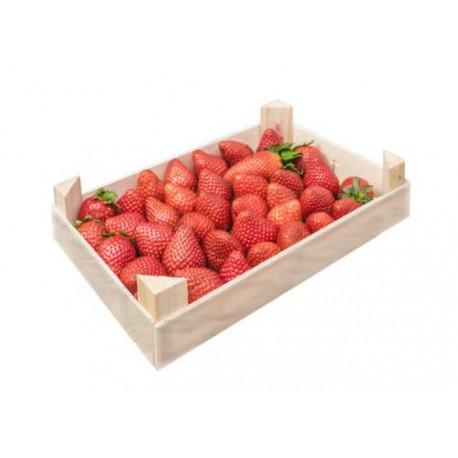 Fresas Caja 1kg.