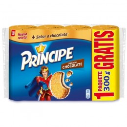 Galletas Lu Principe Chocolate 3 paquetes