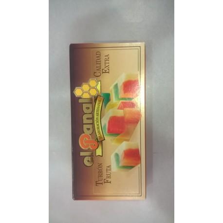 Turrón Panal Fruta