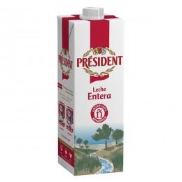 Leche Entera President