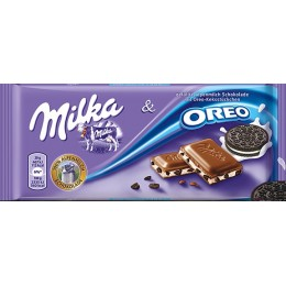 Chocolate Milka Oreo