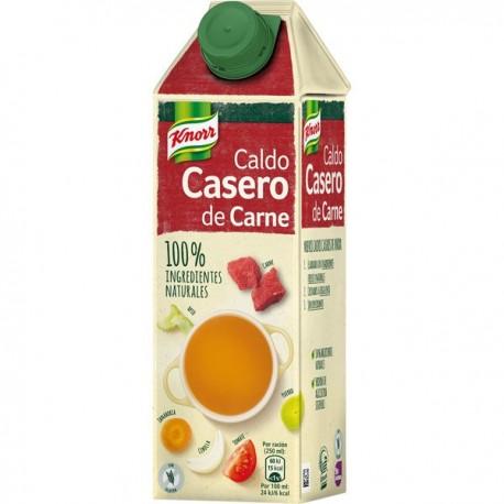 Caldo Knorr Casero Carne