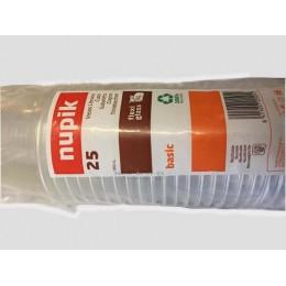 Vaso Litrona Plástico Nupik