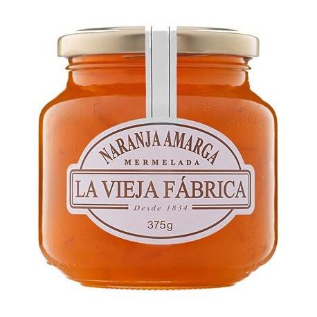 Mermelada Naranja Amarga La Vieja Fábrica