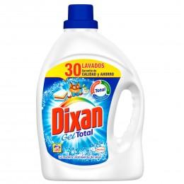 Detergente Liquido Dixan Gel 30 dc.