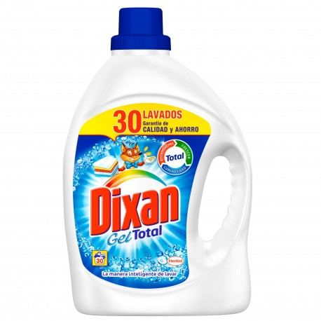 Detergente Liquido Dixan Gel