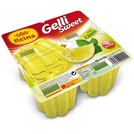 Gelatina De Limon Reina