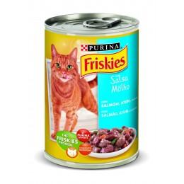 Friskies Gatos Menú Atún-Salmón 400gr