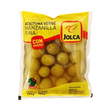 Aceitunas Jolca Con Piñol