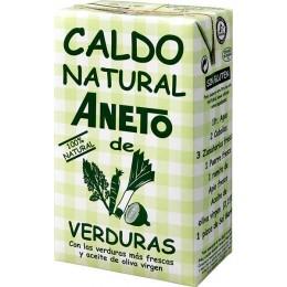 Brou Aneto Verduras Brik 1 L.