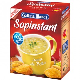 Sopinstant G.Blanca Pollo Con Pasta