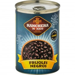 Frijoles Negro Ranchera 420 gr.