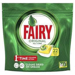 Fairy Lavavajillas Todo En Uno 22+4