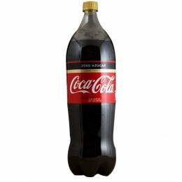 Coca Cola Zero Sin Cafeina 2 Litros