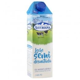 Central Lechera Asturiana Semidesnatada 1,Litro