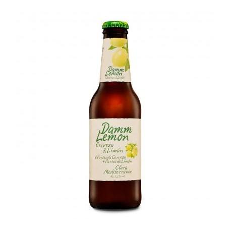 Cerveza Damm Lemon Botellin