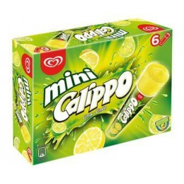 Calippo Mini Lima Limon 6u