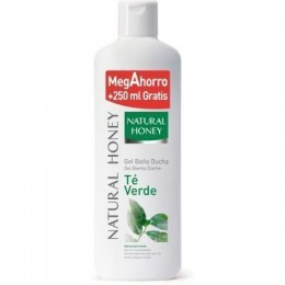 Gel Natural Honey Te Verde 750ml
