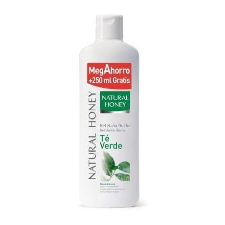 Gel Natural Honey Te Verde 750ml