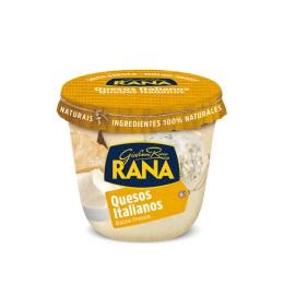 Salsa Rana Quesos Italianos 180 gr.