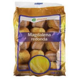 Magdalenas Coaliment 12 unidades 350 gramos