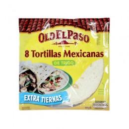 Old El Paso Tortillas Mexicanas 8 unidades