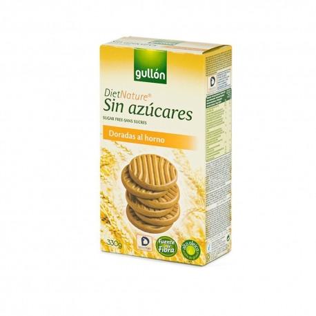 Galletas Gullon Dorada Sin Azucar Diet Nature 330 gr.