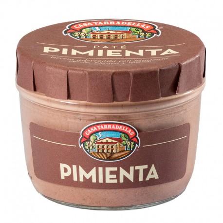 Paté Tarradellas Pimienta 125gr