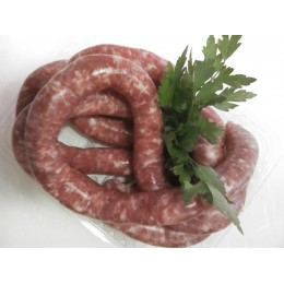 Longaniza Fresca Con Pimienta Crivellé 500 gr.